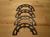 "Ultra Light 8.5"" Sprocket Guard Set"