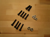 Performance Motor Mount Bolt Kit
