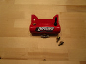 Defender Catch Can For Clone Engine - RED