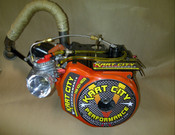 Microd Modified Animal Engine