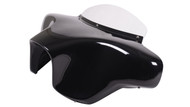 Harley Softail Slim Batwing Motorcycle Fairing  left view