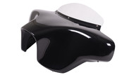 Harley Fat Boy Batwing Fairing 09-2709c