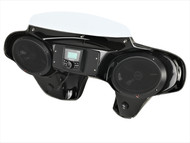 Suzuki Boulevard VL800 Batwing Fairing with Speakers and Stereo System 184-0000