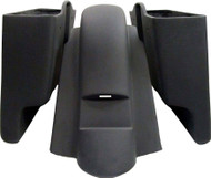 "4"" Extended Saddlebags and Fender Harley Davidson"