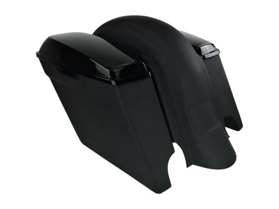 2014+  Extended Saddlebags / Lids & Fender – Both WITH Cutouts