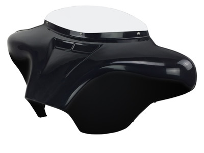 Prebuilt Batwing Fairing with Speakers and Stereo System