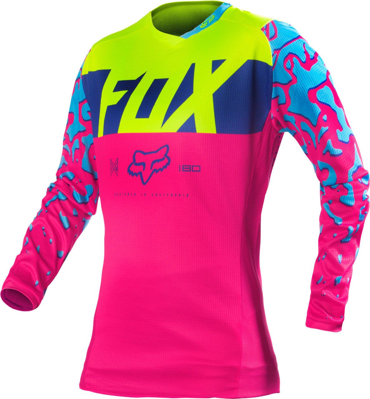 3d4d0f5303a Fox Racing Womens 180 Race Jersey 2016 - MX Gear