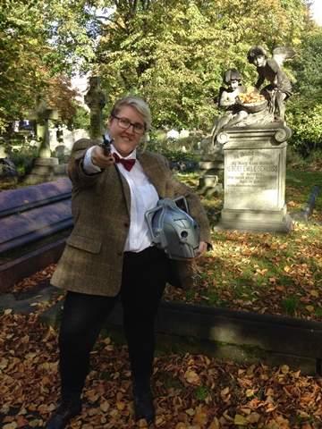 Dr Who Tweed Jackets