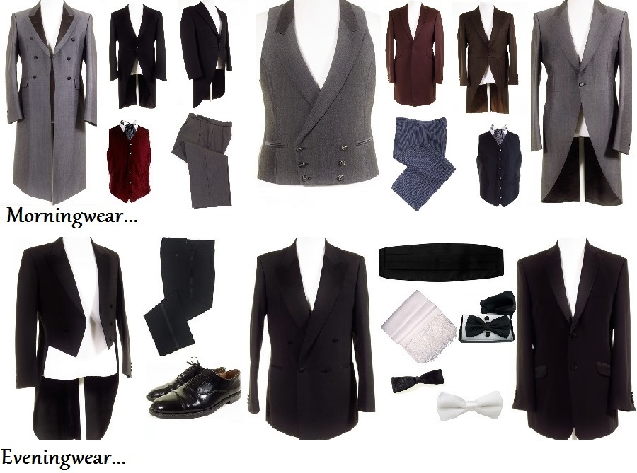 Ex-Hire Formalwear for Sale - Extensive New Stock! - Tweedmans Vintage b214a869b81
