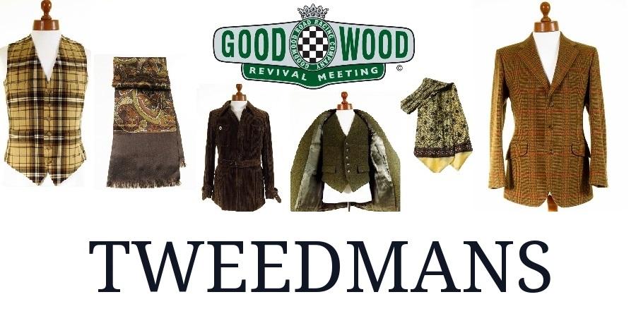 Goodwood Revival Dress Code