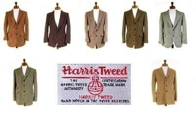 Harris Tweed Jackets Sale