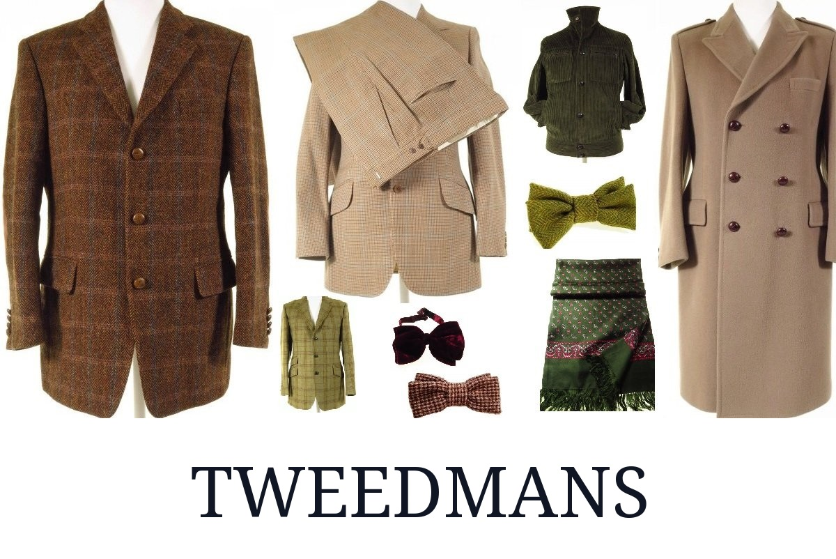 Mens Vintage Clothing UK