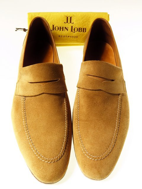 Second hand John Lobb shoes