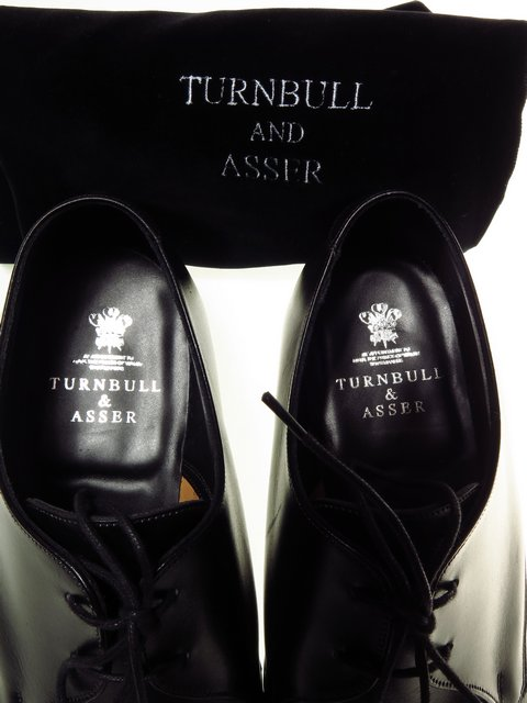 Turnbull and Asser shoes