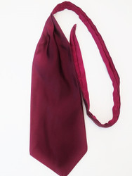 Wine wedding cravat
