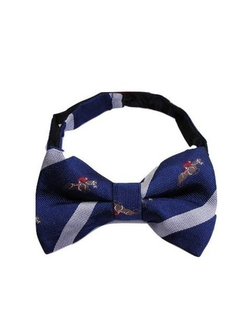 Mens horse themed bow tie