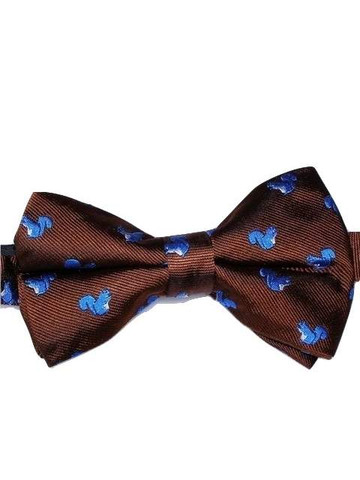 Wildlife bow tie