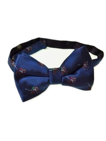 Polo themed bow tie