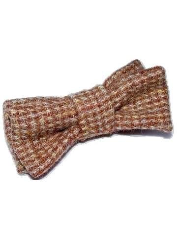 Harris Tweed bow tie