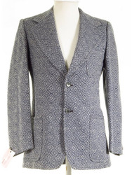 XS mens tweed jacket