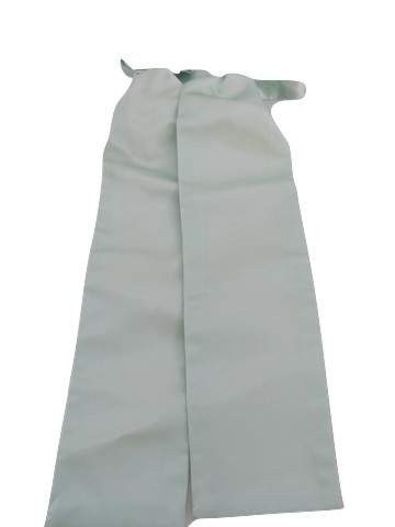 Mint green wedding cravat