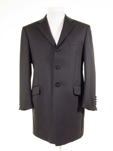 Slate grey Prince Edward jacket