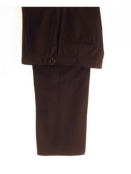 Brown morning trousers