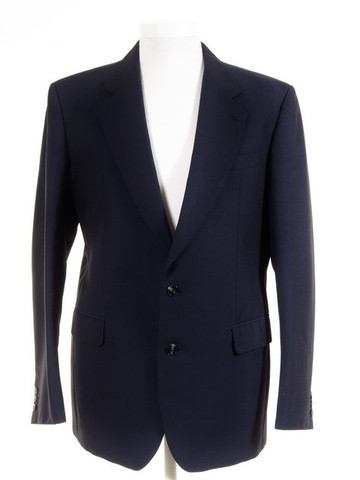 Navy wedding jacket