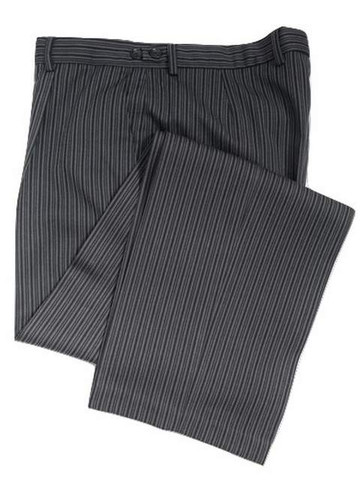 Striped morning trousers