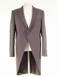 Grey tailcoat