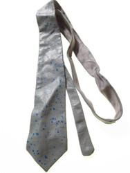 Splatter pattern tie