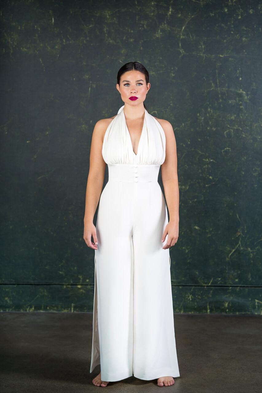 Yorath Bridal Jumpsuit