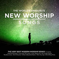 World's Favourite New Worship Songs CD