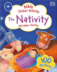 Bible Sticker Activity- The Nativity