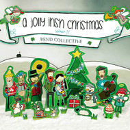 A Jolly Irish Christmas CD
