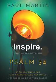 Inspire: Psalm 34