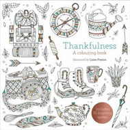 Thankfulness Colouring Book
