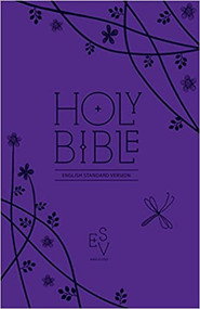 Holy Bible: English Standard Version (ESV) Anglicised Purple Compact Gift edition with zip (Bible Esv)