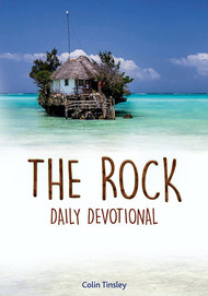 The Rock Daily Devotional Collin Tinsley
