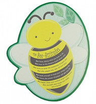 The Bee-Attitudes Childs Wall Plaque