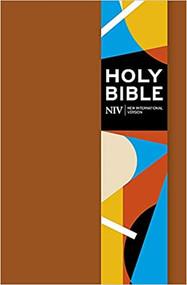 NIV Pocket Brown Bible