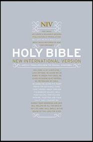 NIV Popular Cross-Reference Hardback Bible