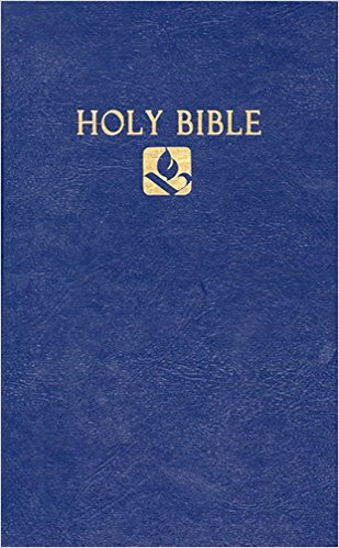the revised standard version pew bible without the apocrypha