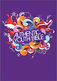ERV Authentic Youth Bible Purple
