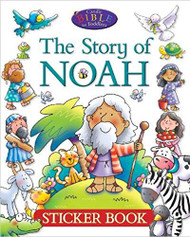 The Story of Noah Sticker Book