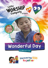 Wonderful Day DVD and Colouring Book
