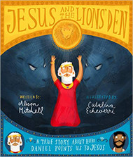 Jesus and the Lion's Den