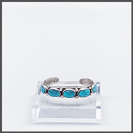 5 Pieces of Turquoise Cuff