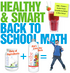 Eniva Natural Whey Protein, 100% WPI, Pure Whey Protein Isolate, Healthy and Smart Back to school, Product ID 11011