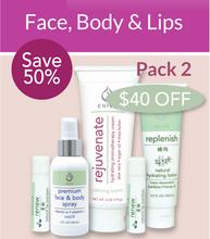 best skin care spa pack